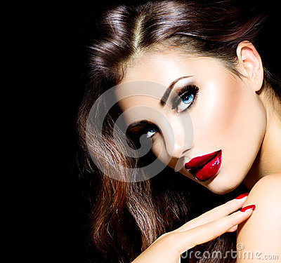 Free Beauty Girl Stock Photos - 35653013