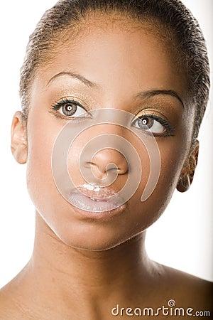 Free Beauty Headshot Royalty Free Stock Photo - 3320505