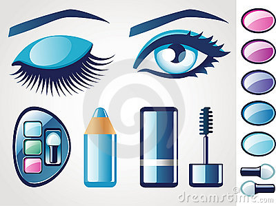 Beauty icons (Eye)