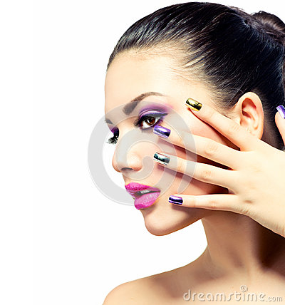 Beauty Makeup and Manicure
