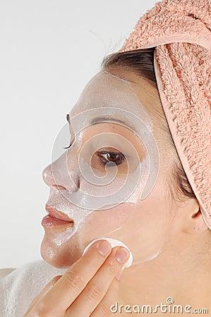 Free Beauty Mask 21 Royalty Free Stock Photography - 2192037