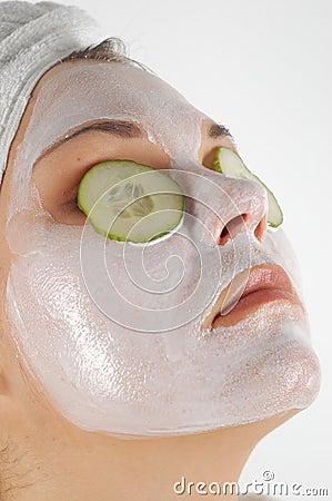 Free Beauty Mask 21 Stock Image - 2232061