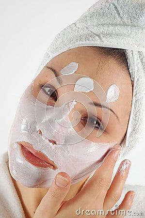 Free Beauty Mask 21 Royalty Free Stock Image - 2740776
