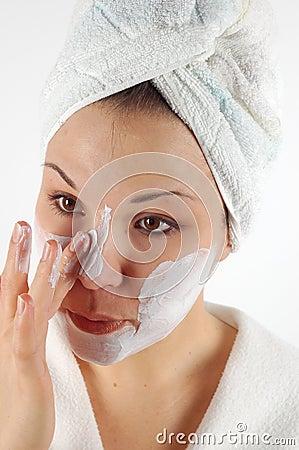 Free Beauty Mask 21 Royalty Free Stock Photo - 2740875