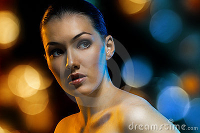 Beauty Portrait Stock Photos - Image: 16315563