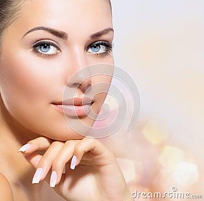 Free Beauty Portrait Stock Image - 34940621