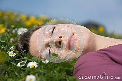 Beauty a sleep