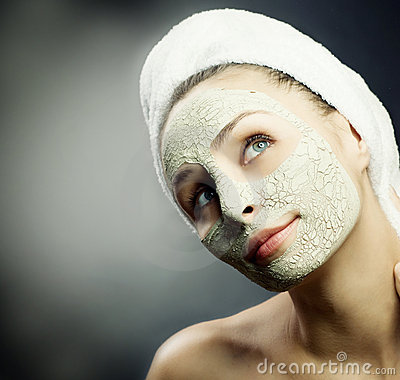 Beauty in Spa Mud Mask