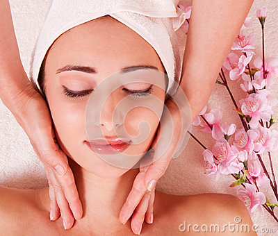 Beauty spa treatmen
