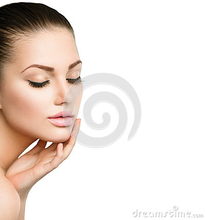 Free Beauty Spa Woman Portrait Royalty Free Stock Photos - 41594848