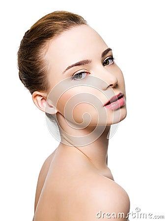 Free Beauty Woman Face Royalty Free Stock Photo - 13774475