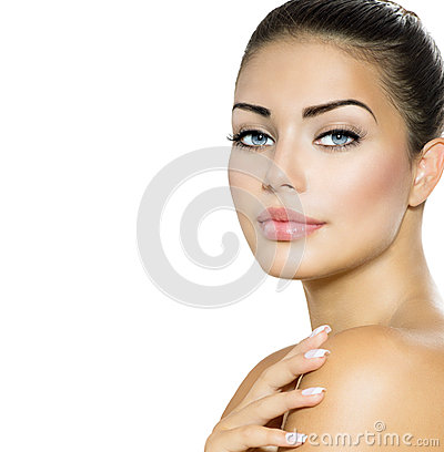 Free Beauty Woman Portrait Royalty Free Stock Images - 34578079
