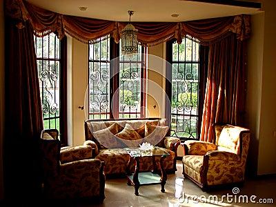 Beaux intérieurs