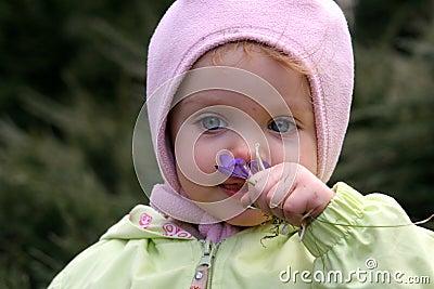 Bebê da mola