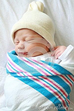Bebê recém-nascido