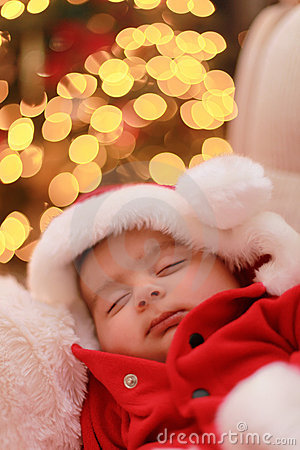 Bebê Santa