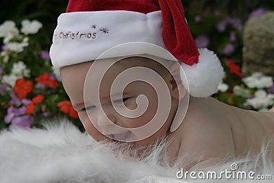 Bebê 1 do Natal