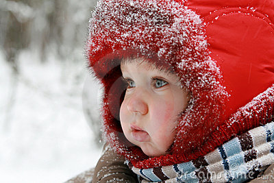 Bebé del invierno