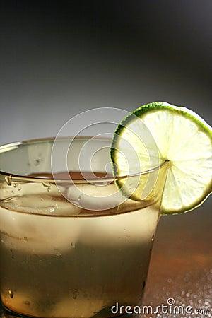 Bebida de la cal