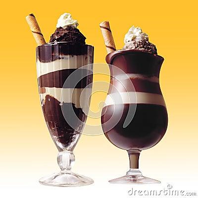 Bebidas Do Chocolate