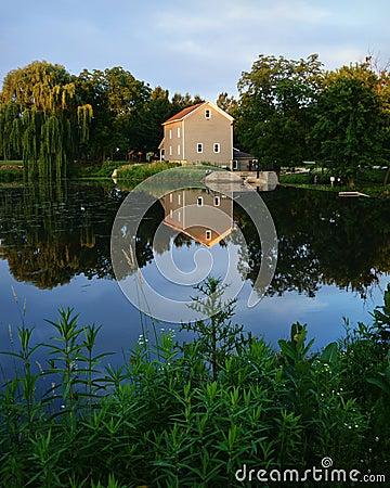 Free Beckman Mill Stock Image - 93515441