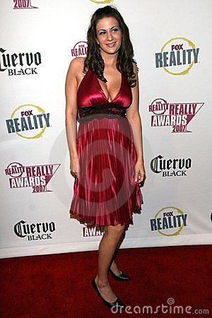 Becky Johnston at the FOX Reality Channel Really Awards 2007. Boulevard3, Hollywood, CA. 10-02-07 Editorial Image