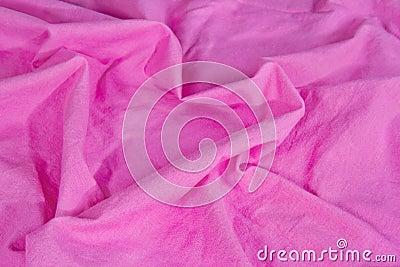 Bed linen shaped as a heart