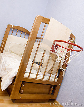 Free Bed Of Youth Basketball-player Stock Photo - 4441060