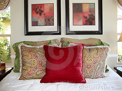 Bed room Pillows