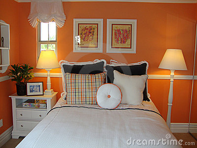 Bed Room for Young Girl