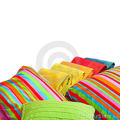 Bedding isolated