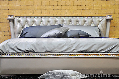 Bedding in luxury style