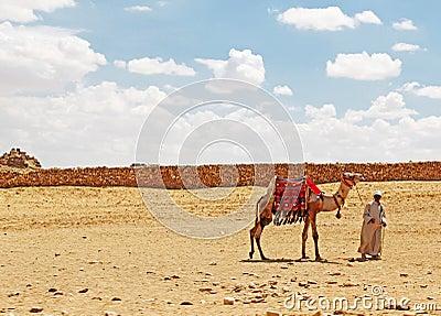 Bedouin Editorial Stock Photo