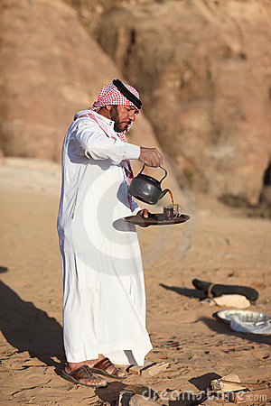 Bedouin man Editorial Image