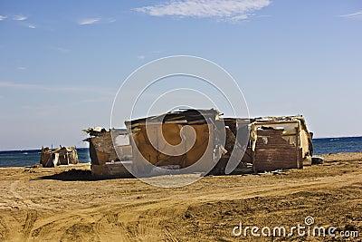 Bedouin Tent House