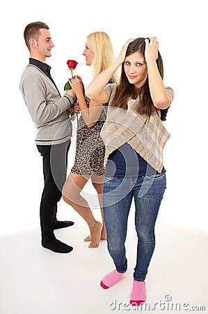 Jong Meisje Dating