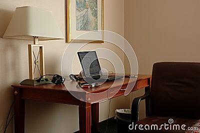 Bedrijfs reis - mobiel bureau