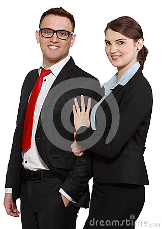 Bedrijfspaar