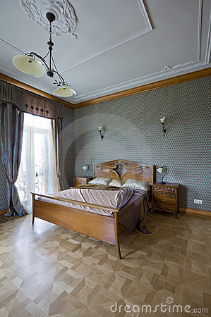Bedroom. Stock Photos - Image: 12212923