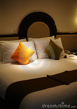 Free Bedroom Royalty Free Stock Photos - 4610158