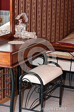 Bedroom antique furniture