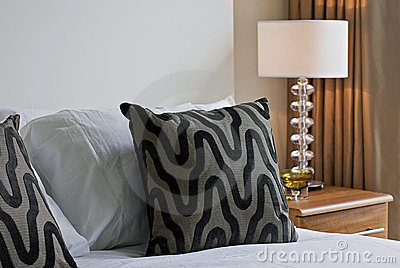 Bedroom Detail Stock Image - Image: 10108651