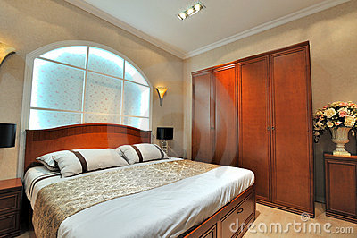 Bedroom and furniture