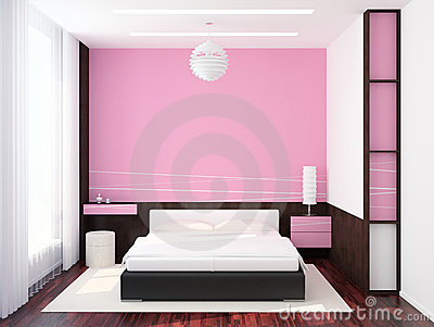 Bedroom Interior Modern