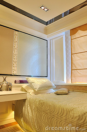 Bedroom ornaments and decoration