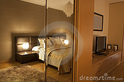 Bedroom Suite Stock Images - Image: 17996234