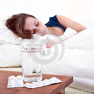 Bedside pills
