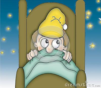 Bedtime under the stars