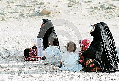 Beduins.