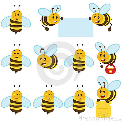 Free Bee Royalty Free Stock Photography - 11891717